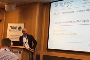 1st OceanSET workshop